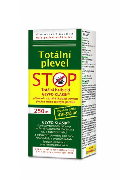PRAKTIK Totální plevel STOP - 250 ml