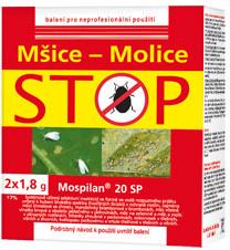 PRAKTIK Mšice - Molice STOP - 2x1,8 g