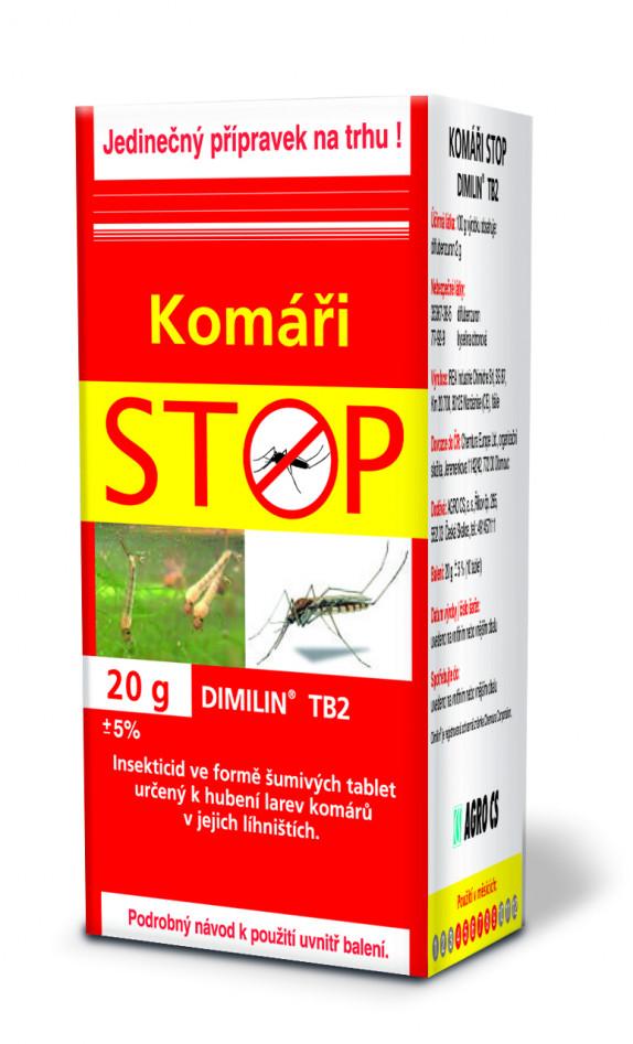 PRAKTIK Komáři STOP  - 20 g
