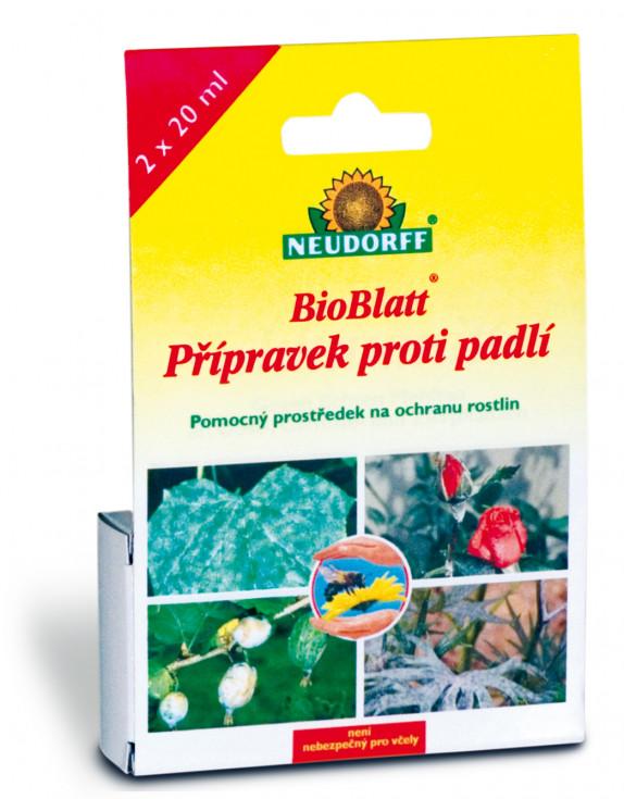 ND Bioblatt - přípra.proti padlí 2x20ml