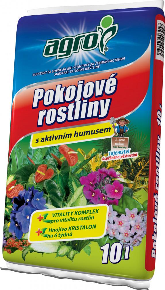 AGRO Sub. pro pokojové rostliny 10 l