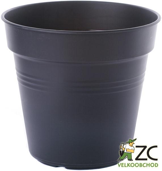 Květináč Green Basics 27cm living black