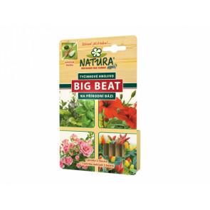 Hnojivo NATURA BIG BEAT tyčinkové 12ks