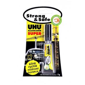 UHU Strong + Safe 7g tuba