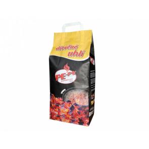 Uhlí Pe-Po dřevěné 2,5kg