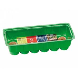 Minipařeniště S PLUS 27,5x11,5x11cm + 12 kokosových tablet