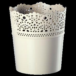 Obal Dentelle 16cm(krémový)