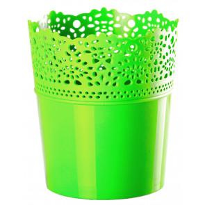Obal Dentelle 16cm(sv.zelený)