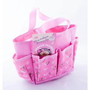 Dětská pracovní taška růžová