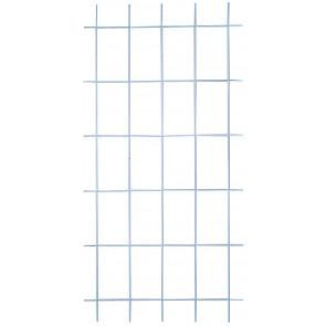 Zahradnická mřížka 750x1500mm bílá