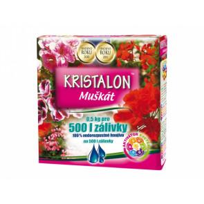 AGRO Kristalon Muškát 0,5 kg