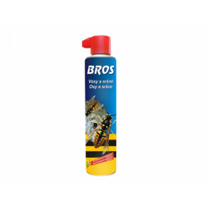 BROS hasičák-spray proti vosám a sršňům 300ml