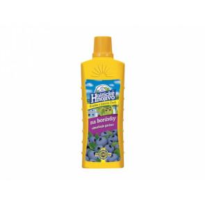 Hoštické hnojivo BORŮVKY s guánem 500ml GL