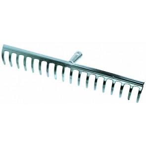 hrábě 45cm 18 zubů pozink