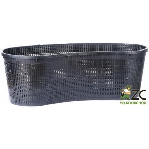 Koš na vodní rostliny - oboukovitý 45x18x15cm (TZ106)