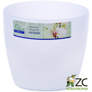 Obal Brussels Orchid 12,5cm frosted