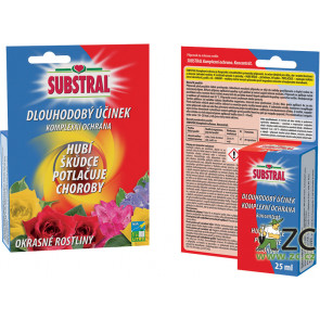 Substral (careo+saprol) komplex-koncentrát 25ml ZC