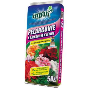 AGRO Sub. pro pelargonie 50 l