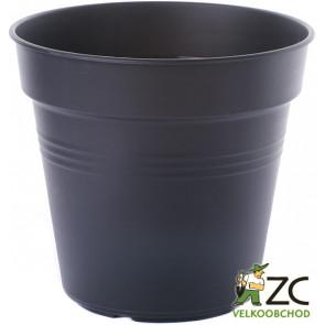 Květináč Green Basics 24cm living black