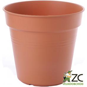 Květináč Green Basics 27cm mild terra