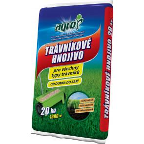 AGRO Trávníkové hnojivo  20 kg