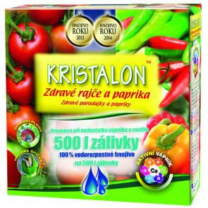 KRISTALON Zdravé rajče a paprika 0,5kg