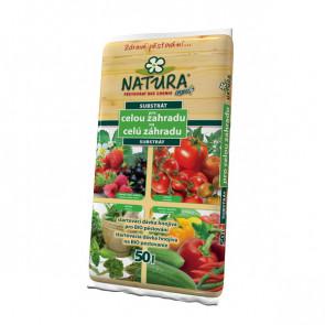 NATURA Univerzální substrát pro celou zahradu 50 l